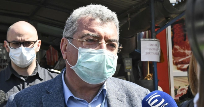 Снимка: БулфотоБорбата за ограничаването на разпространението на коронавируса изисква да