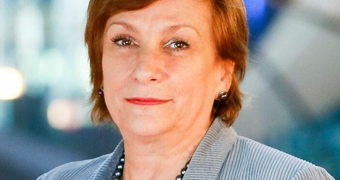 Снимка: Искра Михайлова, фейсбукБългарският евродепутат Искра Михайлова е заразена с