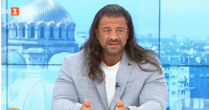 Кадър: БНТРичард Алибегов атакува остро кметана София и изрази опасения,