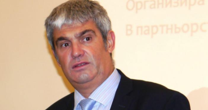 Снимка: БулфотоШефът на КНСБ Пламен Димитров коментира ситуацията с коронавируса,