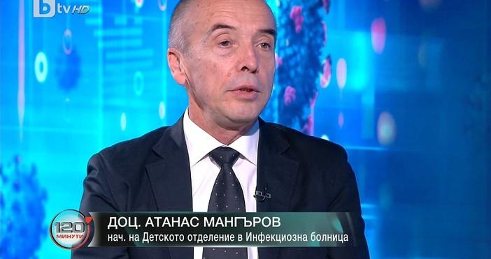 Редактор: ВиолетаНиколаеваe-mail:Стоп кадър БТВДоц. Атанас Магъров гостува на водещата Мария