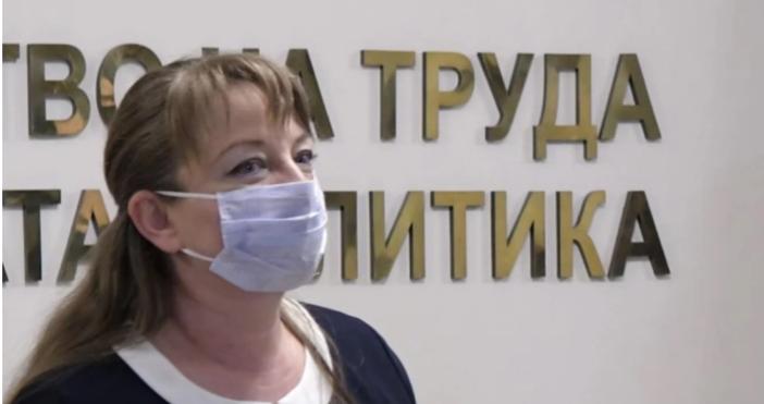 Снимка: БулфотоСоциалният министър Деница Сачева изнесе интересни данни за безработни