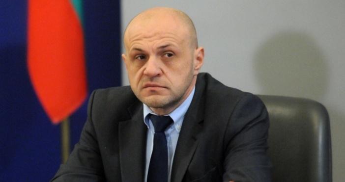 Снимка: БулфотоТомислав Дончев си позволи остра атака срещу президента Румен