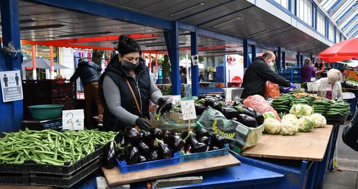 Снимка: Булфото, архивНови правила при посещението на пазарите в София