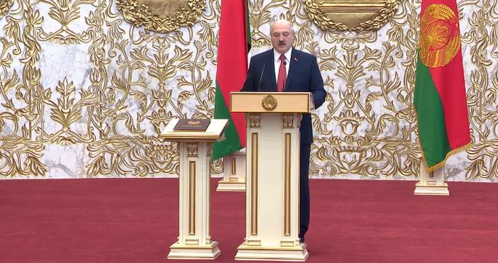 кадърРуптлиАлександър Лукашенко публично призна в телевизионноинтервю, че е разпоредил на