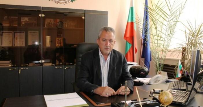 снимка: Областна администрация СливенТази снимка предизвика редица коментари. Мнозина искаха