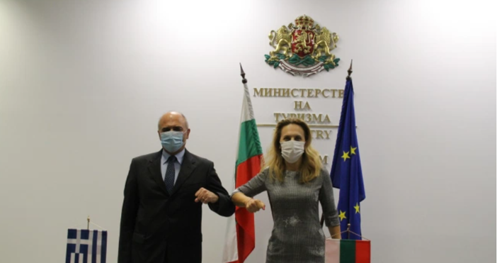 Снимка: Министерство на туризмаПо време на срещата си с Марияна