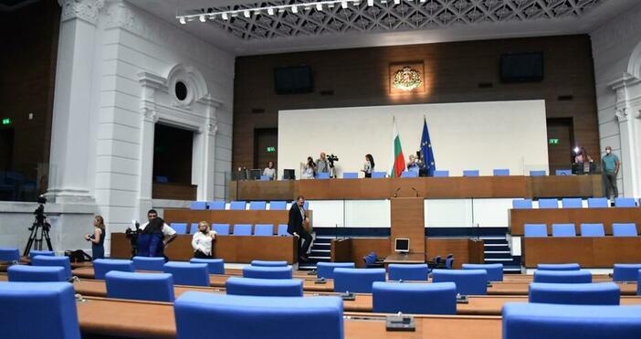Снимка: БулфотоНародните представители приеха на второ четене финансовата рамка на