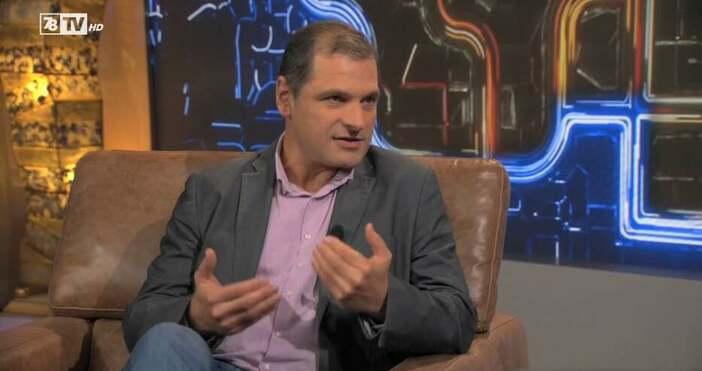 Кадър: Телевизия 7/8Доц. Иво Инджов отправи критика към управляващите.- Поводът