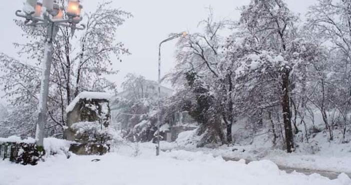 Снежна покривка ще покрие част от Балканския полуостров съвсем скоро,