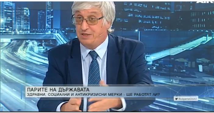 Кадър: България Он ЕърИван Нейков направи взривяващ коментар в ефира
