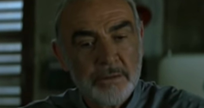 Кадър: Youtube/Entrapment movieТой починана 31 октомври в дома си на