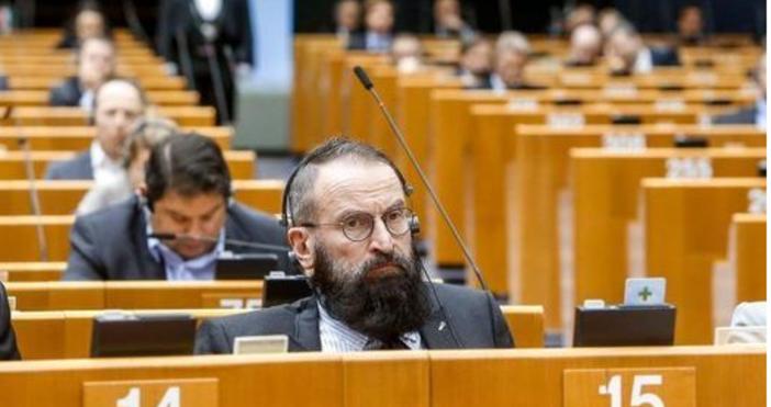 Снимка:European Parliament multimedia centrеСкандалът, в който бе замесен евродепутат от