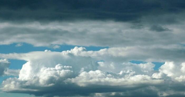 снимка: БулфотоПодобрение на времето от утре. Температурите се повишават.След студеното