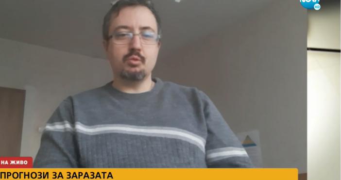 Кадър и видео: Нова Тв, Vbox7.comМатематик направи интересно изявление за