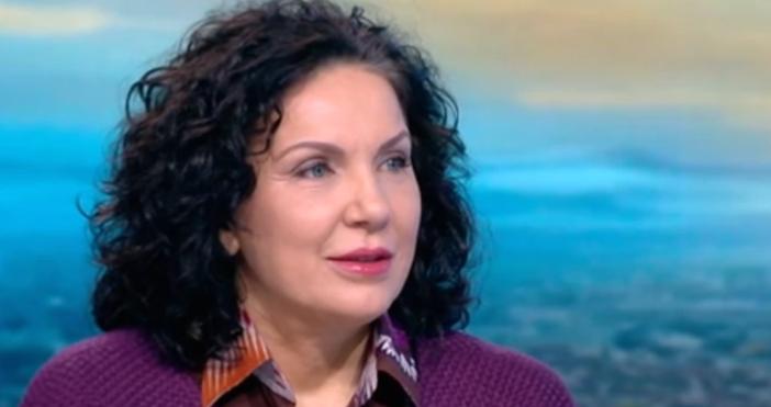 Кадър: БТВАнтония Първанова, която е преболедувала два пъти коронавирус, коментира