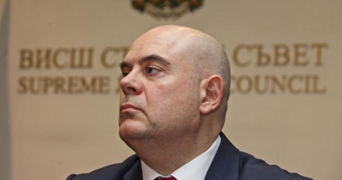 Снимка Булфото, архивГлавният прокурор Иван Гешев и министъра на външните