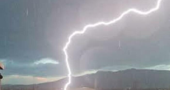 снимка: БулфотоЗа обилни дъждове предупеждават синоптици в следващите 48 часа.