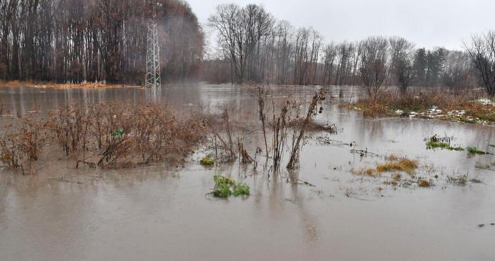 снимка БулфотоЧастично бедствено положение е обявено в община Перник със