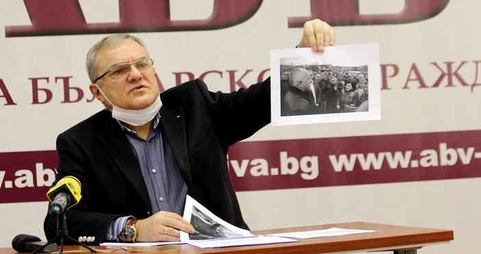 Снимка АБВСилният човек в АБВ изригна срещу премиера. Румен Петков