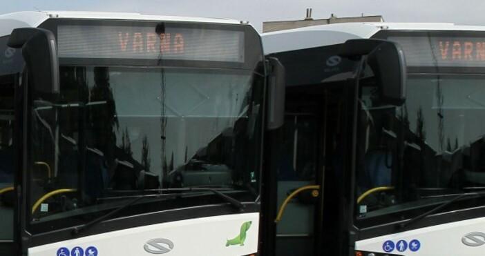 снимка БулфотоС една трета се намаляват автобусните линии. Това става