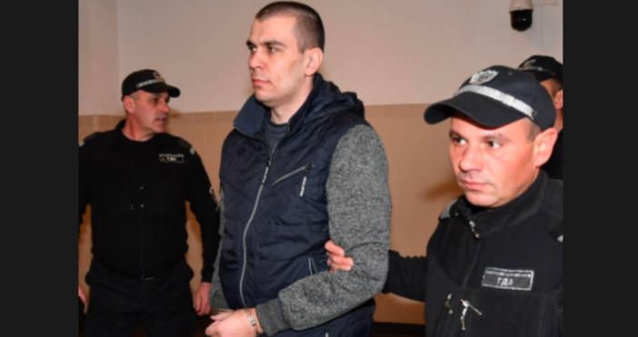 снимка Булфото20 години затвор отсъди Софийски градски за Викторио Александров,