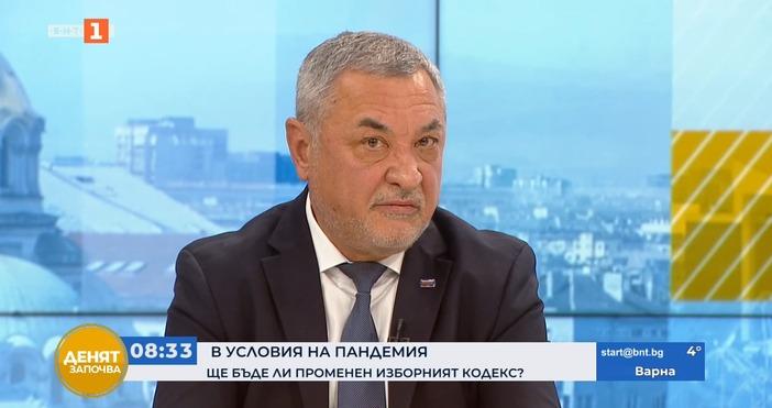 Редактор: ВиолетаНиколаеваe-mail:Валери Симеонов коментира гласуването и предстоящите избори в студиото