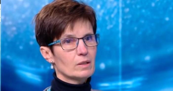 Кадър БТВСекретарят на Националния ваксинационен щаб Радосвета Филипова заяви тази