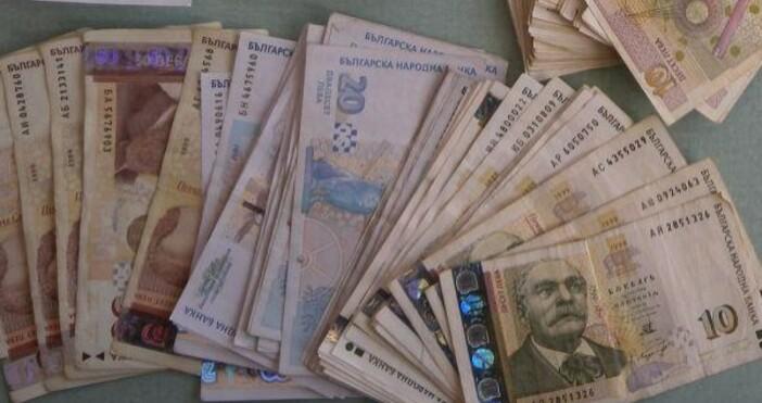 снимка: БулфотоЗа годинаспестяванията надомакинствата в банките са нараснали с 5,4