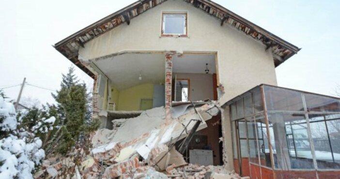 снимка Булфото, архивКъща уби работник в доспатското село Касък. 59-годишен