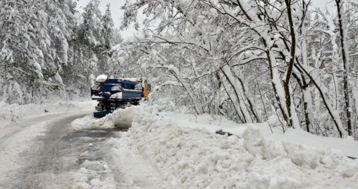 снимка Булфото25 села в Хасковска област останаха без ток заради