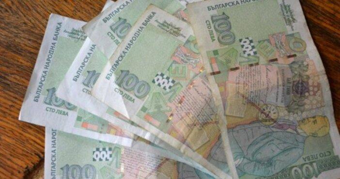 снимка Булфото67.4%от българите нямат никакви лични спестявания. Ако пък все