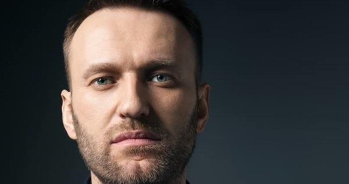 Снимка, Алексей Навални -