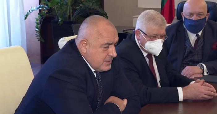 Снимка и видео: Фейсбук/Бойко БорисовБойко Борисов обяви какво са предприели,