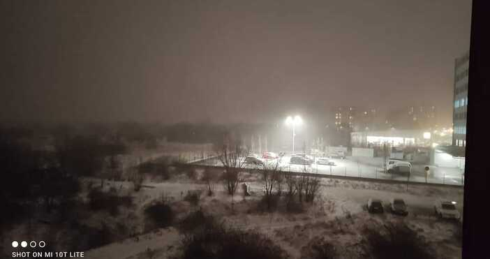 Снимка: Фейсбук/Meteo BalkansНе е зле от 10-12 градуса тази сутрин