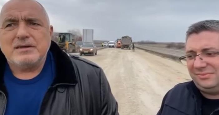 Кадър Б.Борисов ФБДали заради размаха, с който харчи и раздава