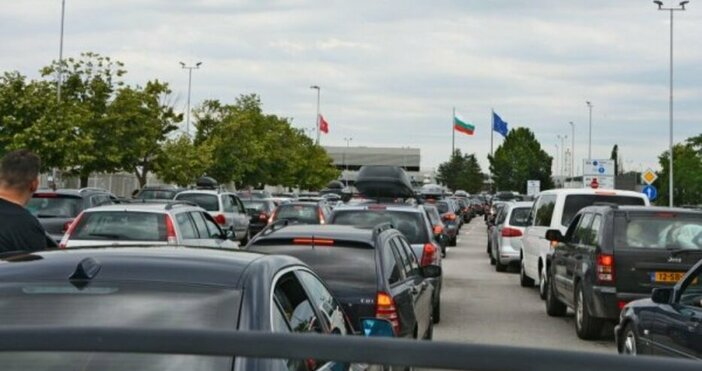 Снимка Булфото, архивГръцките власти отново наложиха временно ограничение за преминаване