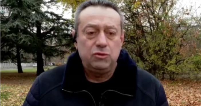 Кадър: БТВ, архивВарненският депутат Иван Димов Иванов напуска парламентарната група