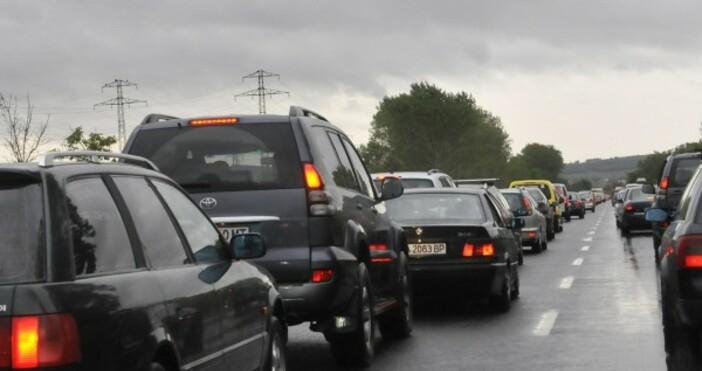 снимка: БулфотоОт днес започва застудяване и валежи.Бъдете внимателни на пътя.Информация
