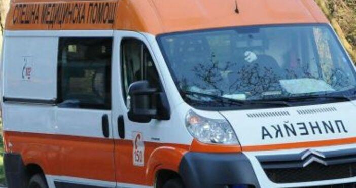 Снимка БулфотоНов инцидент с кола на НСО на пътя у