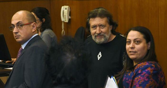 Снимка: Николай Банев е с коронавирус, настанен е в изолатор в ареста