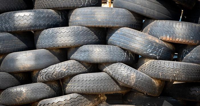 Снимка PexelsКризата удари дори гумите за автомобили. Пазарът на гуми