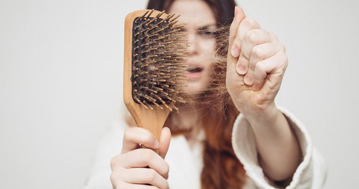 Оредяването на косата е сочен като един от най-сериозните проблеми,