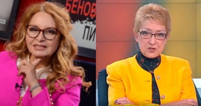 Кадър Канал 3 и България он ерЖурналистката Беновска написа прощални
