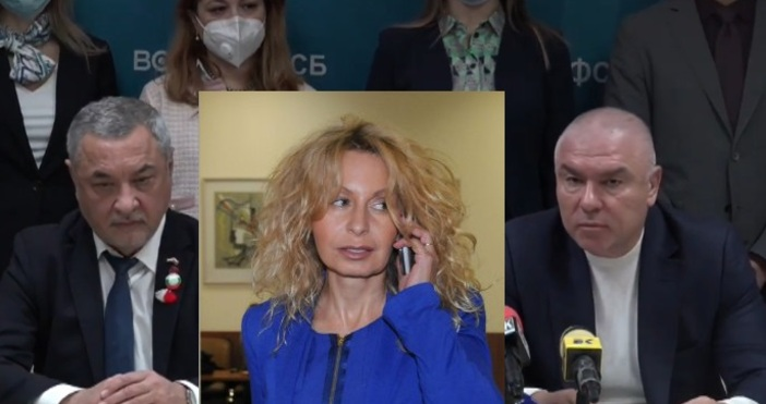 Кадър Булфото и Пик твБеновска и Валери Симеонов се счепкаха