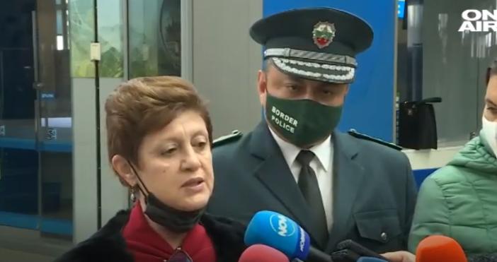 Сериозно наказание грози чужденецът, заради когото днес на летище София