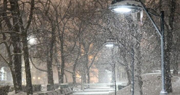 Снимка: Студено ще е и в неделя. През новата седмица на места ще завали и сняг