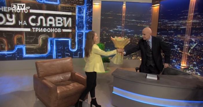Редактор: ВиолетаНиколаеваe-mail:Многократната носителкана злато българска гимнастичка Боряна Калейн гостува във
