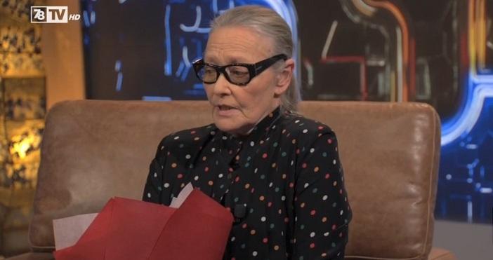 Редактор: ВиолетаНиколаеваe-mail:Кадър 7/8 твАктрисата Цветана Манева гостува във вечерното шоу