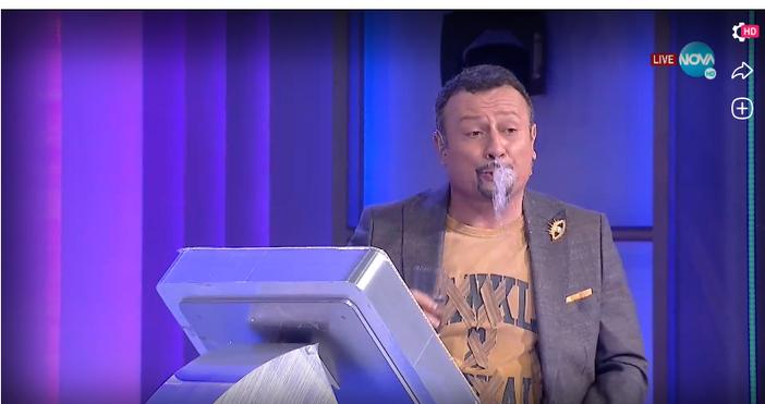 кадри и видео: Нова твСтрахотно шоу направи тази вечер Димитър
